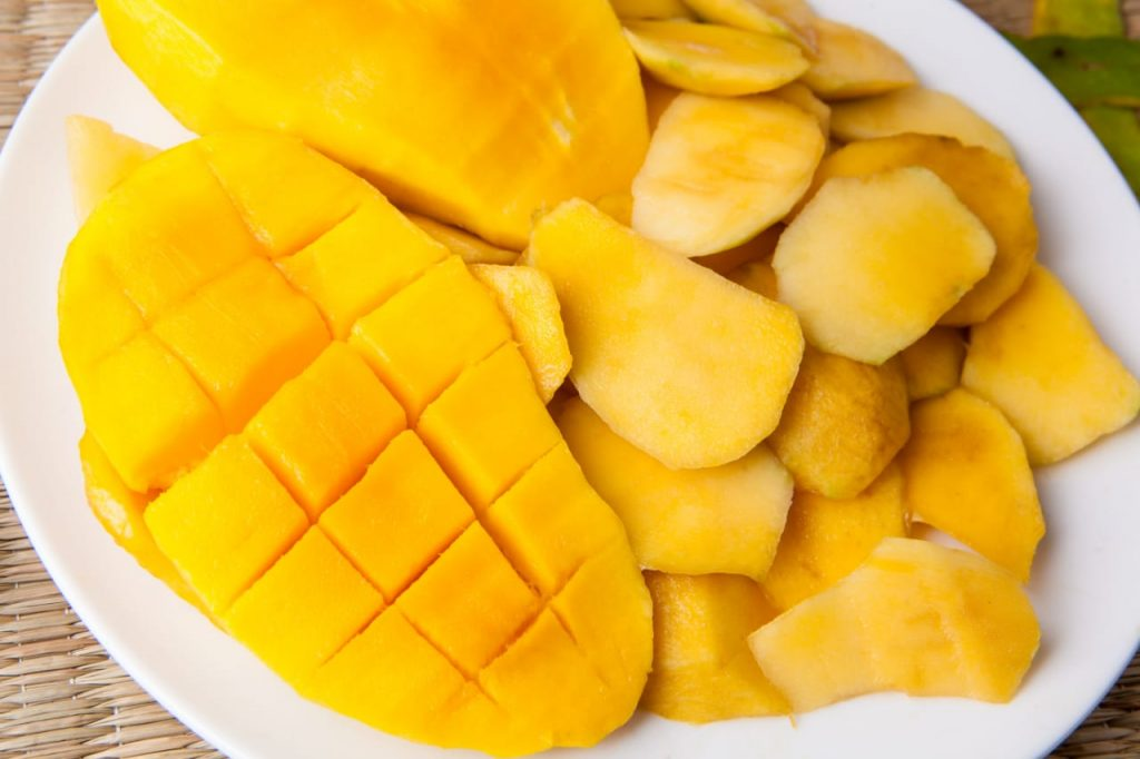 Do Mangoes Cause you to gain or lose weight?